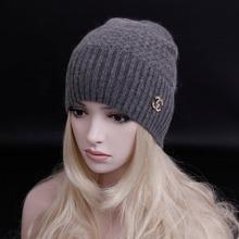 2015 акция женщины шапочки новое поступление дизайн зимняя шапка шапки рождественский подарок с молнией свободного покроя мода роскошные горячая распродажа