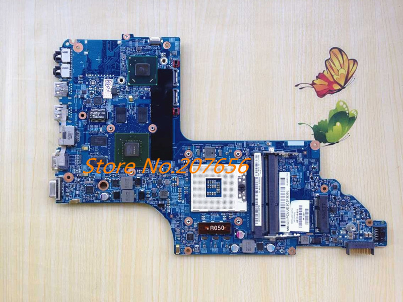 682016-001 48.4ST10.031 GT630M Motherboard for HP DV7 DV7-7000,100% Tested and guaranteed in good working condition!!(China (Mainland))