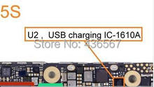 Buy 10pcs/lot Original IC iPhone5s 5s U2 ic 1610A1 1610A 1610 36pins 5S usb charging charger ic Motherboard for $18.00 in AliExpress store