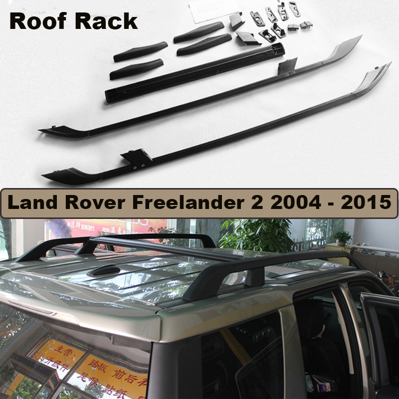Car Roof Rack For Land Rover Freelander 2 LR2 2004-2015.High Quality Brand New Aluminium Alloy Luggage Racks Car Accessorie(China (Mainland))