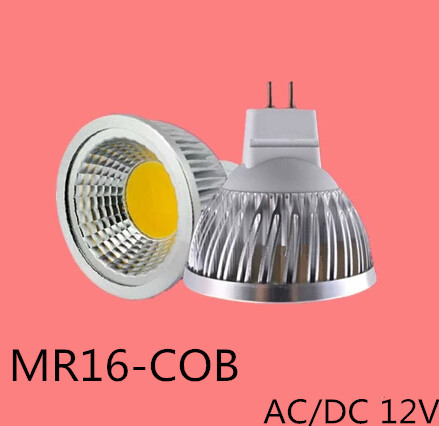 Free shipping 1PCS gu10 / E27 dimmable / GU5.3 / E14 / B22 / MR16 / 9W 12W 15w COB AC110-220V High Power Led cob Light Bulbs(China (Mainland))