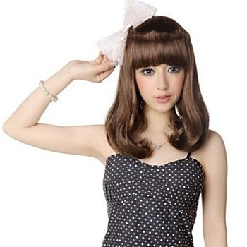 Free shipping WholeSale Lace Front Synthetic Hair Wigs For Ladies  YML26<br><br>Aliexpress