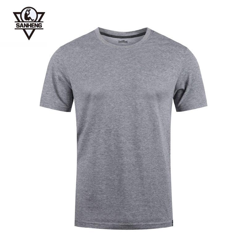 2016 Mens Sports Athletic Top Compression Shirt Brand SANHENG Mens Basketball Short Sleeve Jersey 808(China (Mainland))