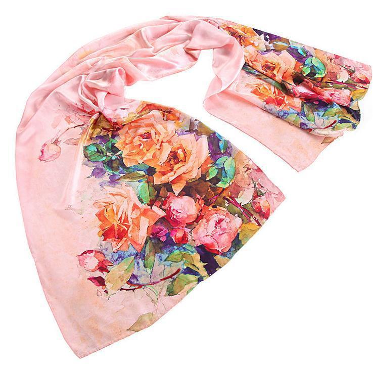 Женский шарф Trendy , 100% Bufandas 2015 172x55CM echarpe h/449 H-449