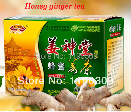 2014 Green Slimming Coffee Green Ginger Red Honey And Ginger Tea Health Care Tea