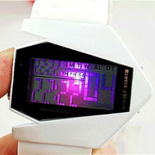 2016 NEW model multi-function with flashlight glows digital movement women men sports style army silicone led airplane watch(China (Mainland))
