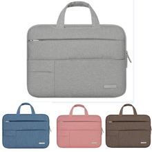 Portable handbag notebook bag Men Felt Laptop Sleeve pro 13 air 11 13 retina 13 protector for apple mac macbook case(China (Mainland))