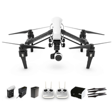 100% original dji Inspire 1 V2.0 Everything You Need Kit fpv rc quadcopter gps drone 4 k hd camera drones all the necessary kit