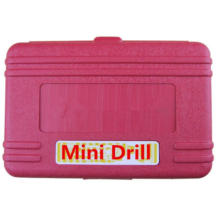 5 set hot sale Mini drill set Drill Grinder Kit micro-drill Toolbox Drilling, grinding powerful tool Free shipping(China (Mainland))