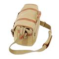 Portable DSLR Digital SLR Camera Photo Bag Waterproof Camera Shoulder Messenger Bag with Paitition Padded for