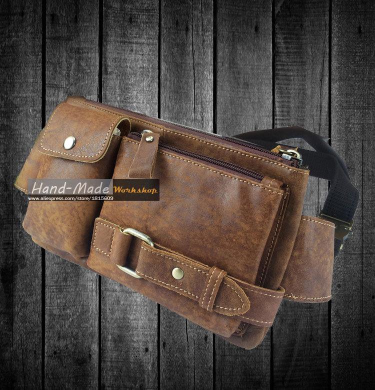 2015 hot sale 100% genuine cowskin leather famous brand design fashion looking mini men bag<br><br>Aliexpress