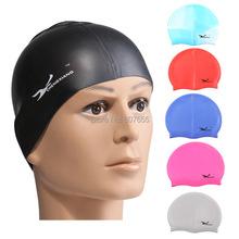 popular waterproof swim cap