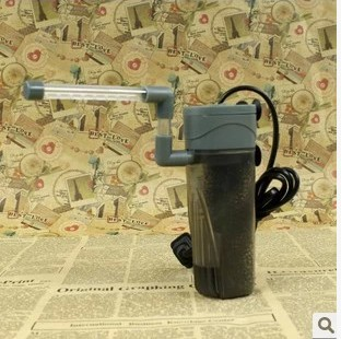 Turtle tank filter rain and low water filters filter for Fish tank with built in filter