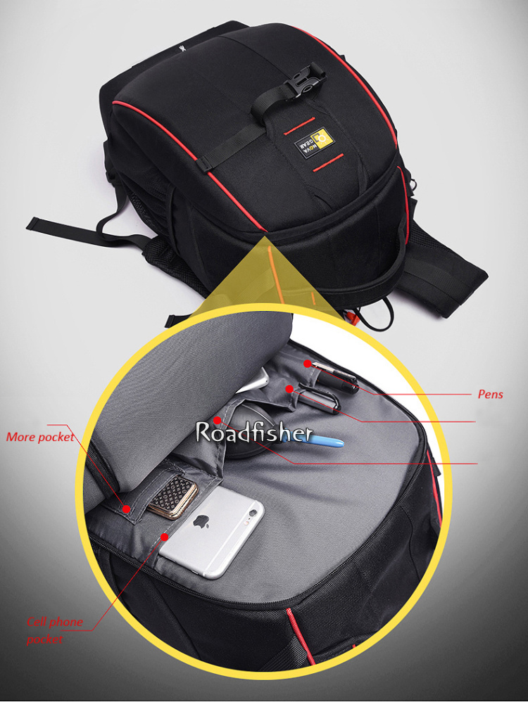 Camera backpack bag 11