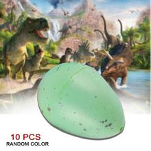 Buy Wholesale 10pcs/lot small Cute Magic Growing Dino Egg Hatching Dinosaur Add Water Eggs Kids Child Early Educational Toy for $1.89 in AliExpress store