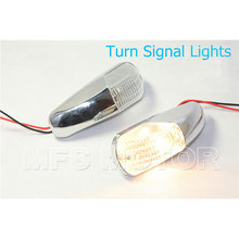 Buy motorcycle parts Flash Turn Signals Kawasaki ZX ZX14 ZX14R ZZR1400 2006 2007 2008 2009 Clear for $20.13 in AliExpress store