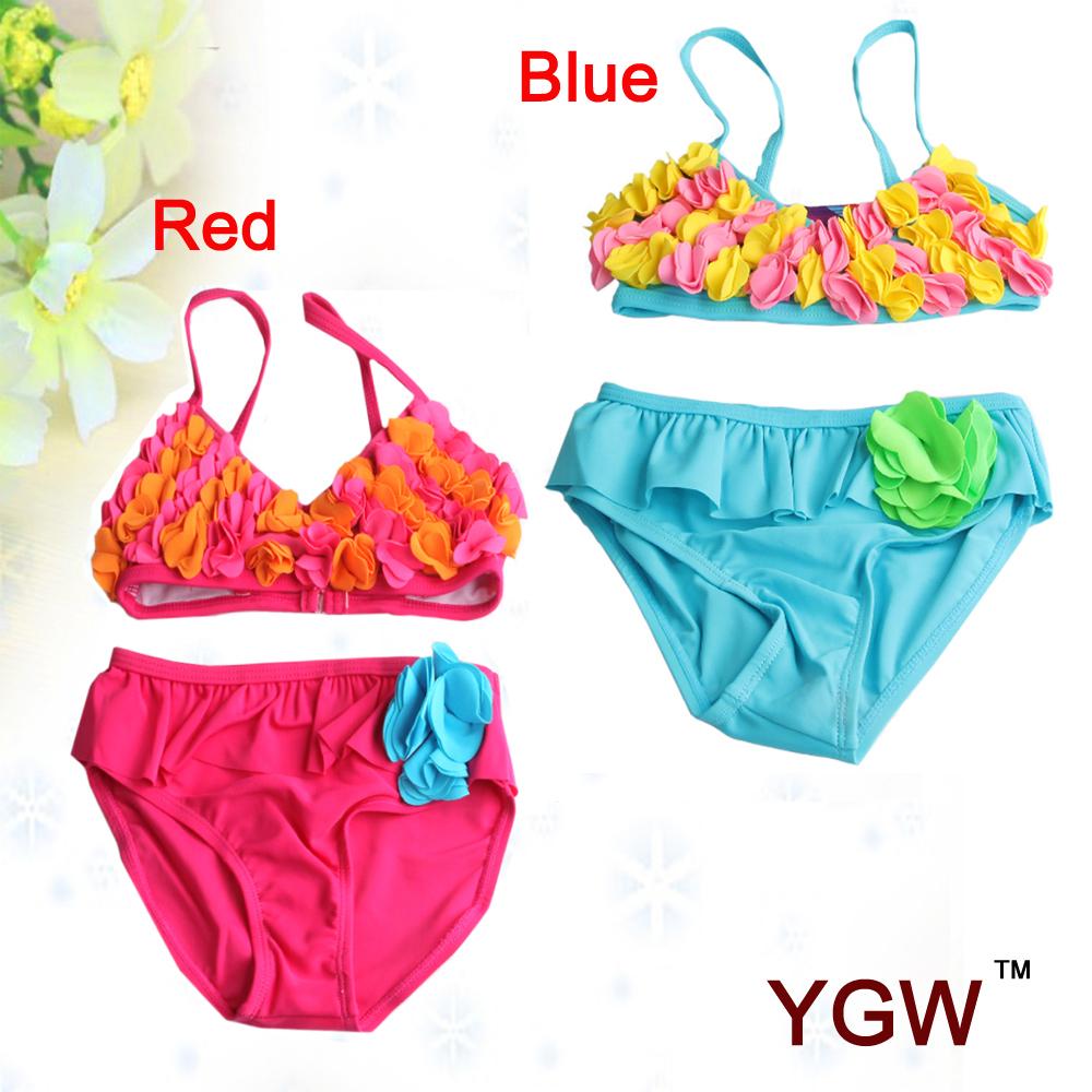 купальник для девочек + YGW Infantil Biquini Baby Q52084 YGW брюки для девочек none infantil k0317
