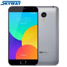 "Original Meizu MX4 PRO M462 4G LTE Mobile Phone Octa Core 20.7MP Camera 5.5"" 2560x1536 OTG HiFi 3GB RAM 16GB ROM Smart Phone(China (Mainland))"