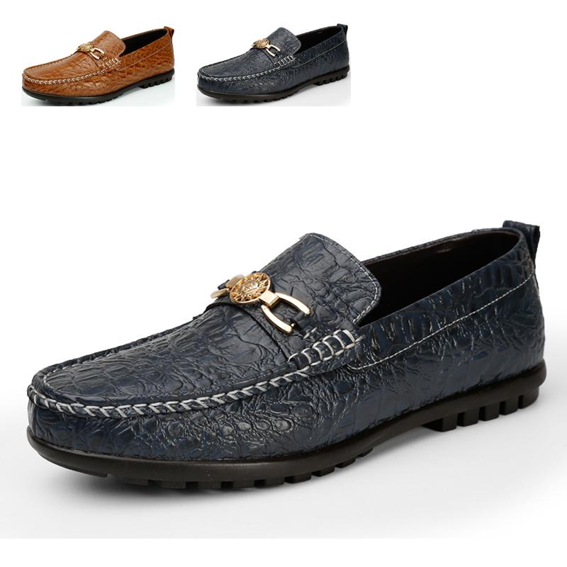 Large size mens shoes European man shoes Leather shoes Americans Business Fashion Large size shoes Peas<br><br>Aliexpress