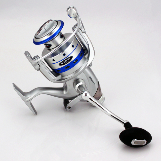 Olympus S3A3000 front and rear unloading force Spinning Reel,long shot fishing reel