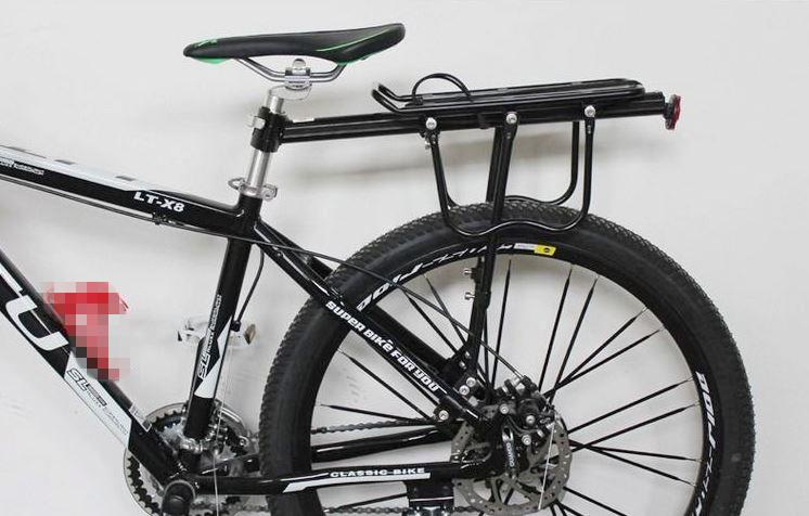Image Gallery Mountain Bike Pannier Racks