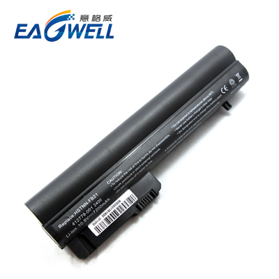 6600MAH Replacement for HP 2533t Mobile Thin Client, EliteBook 2530p Business Notebook 2400 2510p nc2400 series laptop battery(China (Mainland))