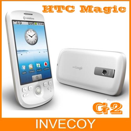 Original G2 unlocked HTC Magic G2 mobile phone Android GPS WIFI 3.15MP freeship free(China (Mainland))