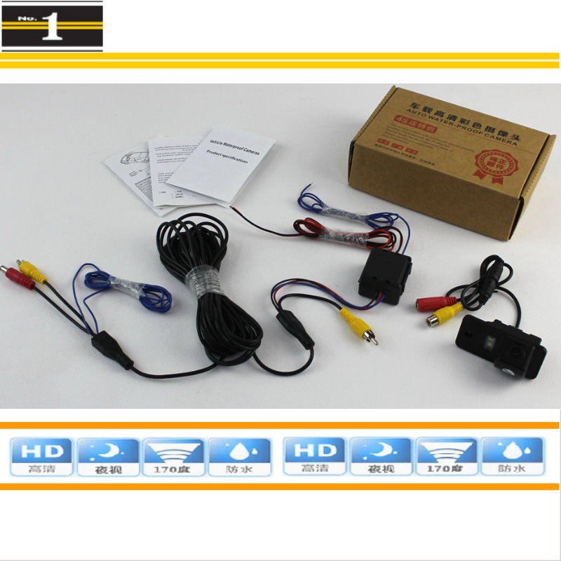 Power Relay Filter / CCD Night Vision / Car Rear Camera / Reverse Camera For AUDI A8 S8 D3 4E 2003~2007(China (Mainland))