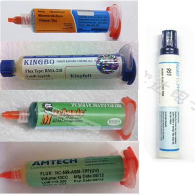 BGA Soldering Fluxes Paste 10CC MECHANIC Kester Paste Pen Amtech 559 Lead Free Kingbo Paste 10CC Kit(China (Mainland))