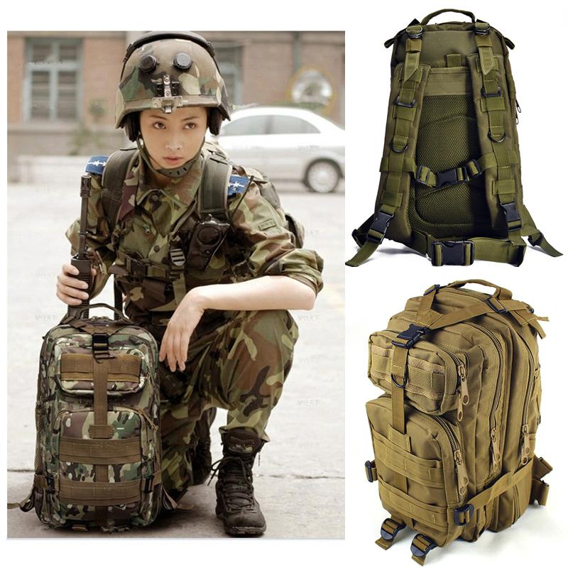 Гаджет  hot sale !! Men Outdoor Military Tactical Backpack Camping Hiking Bag Rucksacks free shipping #L09137    None Камера и Сумки