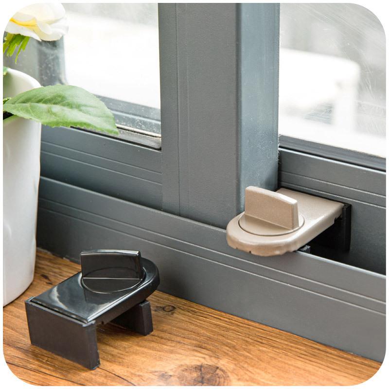 haute qualit de transfert de la fen tre porte coulissante verrous de s curit pour enfants. Black Bedroom Furniture Sets. Home Design Ideas