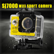 2015 Newest Action Sport Camera Diving WIFI 30M Waterproof 2.0inch DC SJ5000