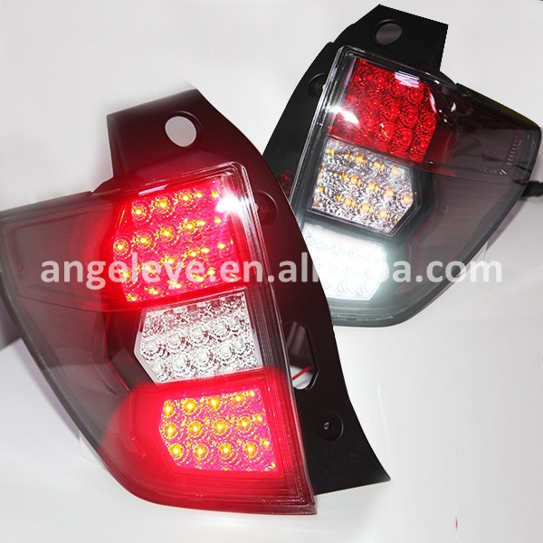 2008-2012 Year For Subaru Forester LED Tail Light WH(China (Mainland))