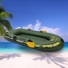 Inflatable boats summer double thicken water sport boat 2 people PVC boat hover craft inflatable newest save boat(China (Mainland))