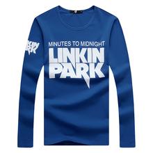 2015 spring autumn men cotton o neck long sleeve t shirt cotton casual top tess M 3XL 4XL 5XL DT180