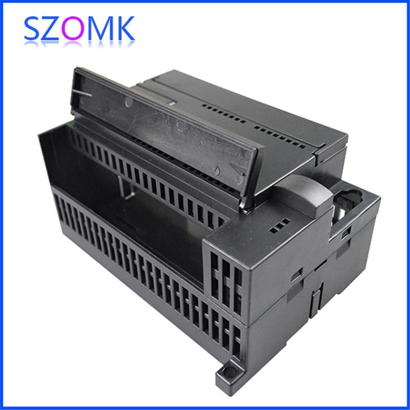 electronics plastic enclosure junction box din rail enclosure control box szomk outlet boxes instrument enclosure box   (5).jpg