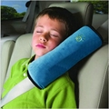 Universal Car Soft Headrest Cushion Support Pillow Safety Seat Belt Harness Kids Children Shoulder Padding Vehicle