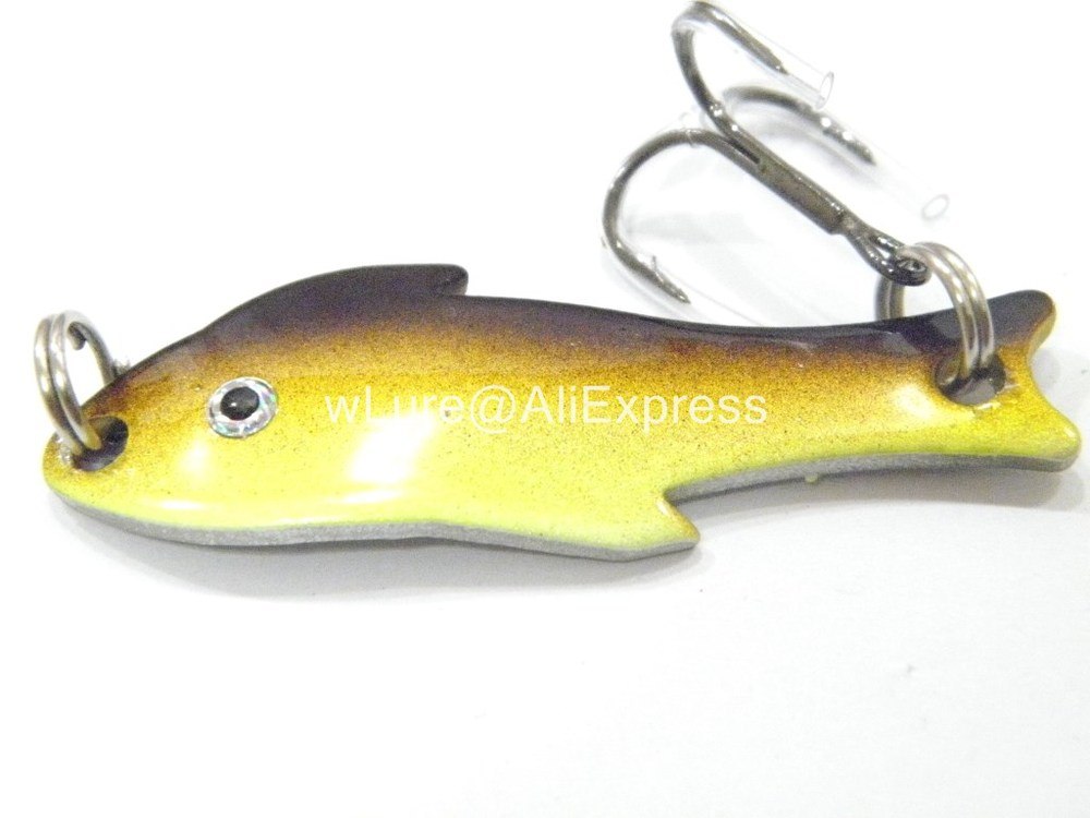 Buy spoon metal lures fishing lures hard for Walleye fishing gear