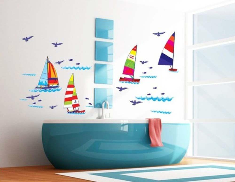 Vinilos cuarto de baño: aliexpress comprar papel de pared para ...