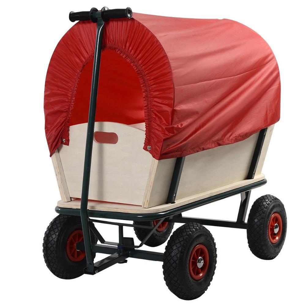 kinder kinder spielzeug wagen wagen kinderwagen outdoor holz gel nder rote neuen in dies ist. Black Bedroom Furniture Sets. Home Design Ideas