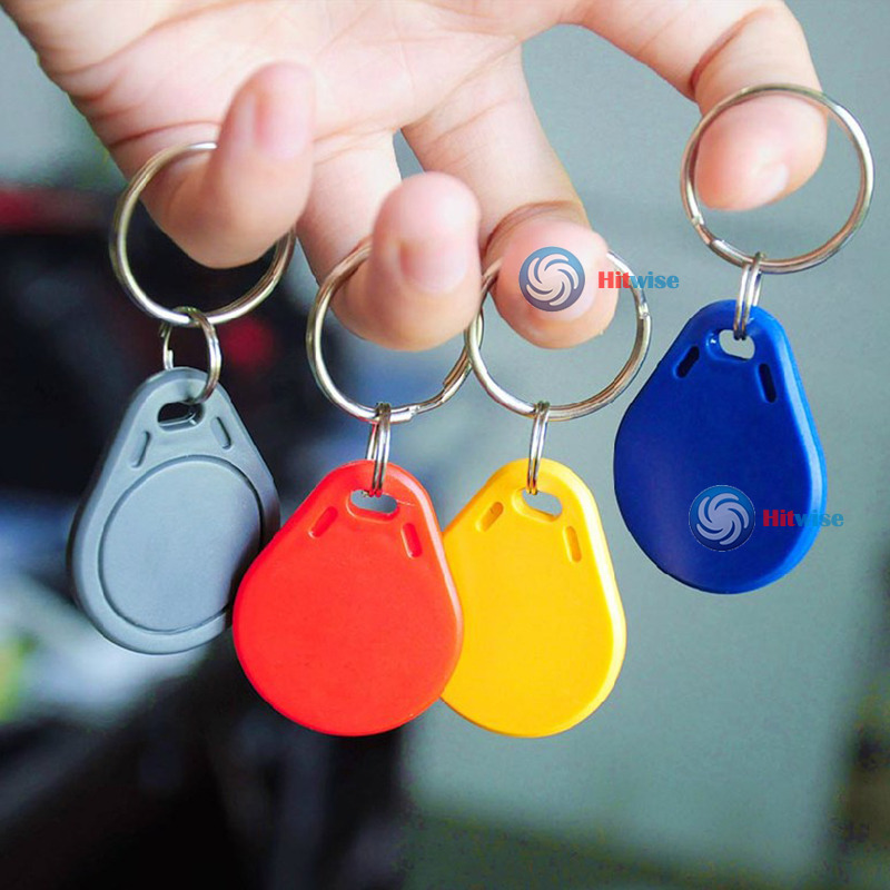 Leoniemart Fashion style 5PCS Proximity ID Token Tag Key Fob Keyfobs 125Khz RFID Practical!(China (Mainland))