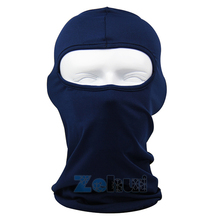 Outdoor Unisex Full Face Protection Lycra Balaclava Head Wear Ski Neck Cycling Mask