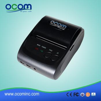 OCPP-M05-B Mini USB Bluetooth Android без Батареи Тепловая Чековый Принтер