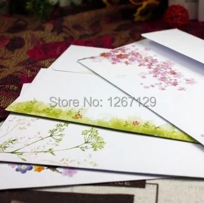 Original Chinese wind fresh white envelope(China (Mainland))