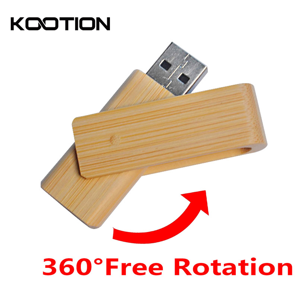 The Wood Ecru Bamboo USB 2.0 Flash Drive 64GB 32GB 16GB 8GB 4GB Pendrive Memory Stick Tablet PC Thumbdrive Wholesale(China (Mainland))