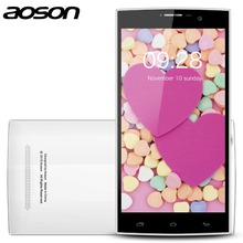 Original 6.3 inch Tablet Phone Aoson G631 Quad Core MTK6582 1G+8G Dual Camera 8MP Android 4.4 3G Android Phone With Google Store