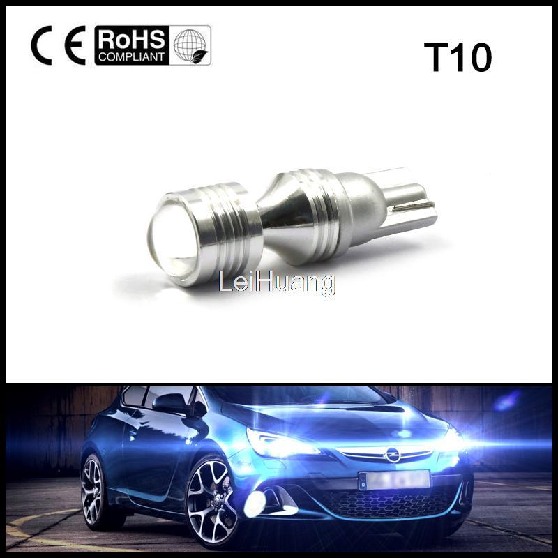2Pcs Free Shipping New 30W High Power CREE T10 LED Bulbs For Car Backup Reverse Lights 912 921(China (Mainland))