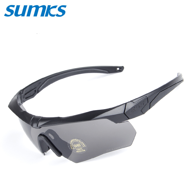 Outdoor Polarizing Sunglasses for Motorcycle Cycling Fishing Driving UV Protection Windproof Dustproof ESS001SKS-003(China (Mainland))