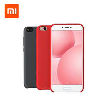 Buy New Arrival Original Official Xiaomi Mi5C Mi 5C Cover Case Hard Silicon Protective Shell Case Xiaomi Mi5 C Funda for $13.38 in AliExpress store