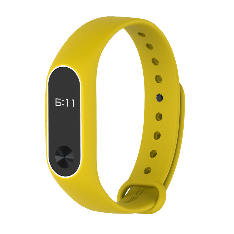image for Fentorn Multi-colors Replace Strap For Mi Band 2 MiBand 2 Silicone Wri